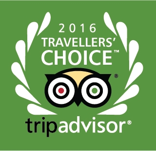 JUNGLE FORMULA NAMED A 2016 TRIPADVISOR TRAVELLERS' CHOICE FAVORITE